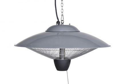 Bordeaux hangende heater 60CM (arctic grey  / 2000W)