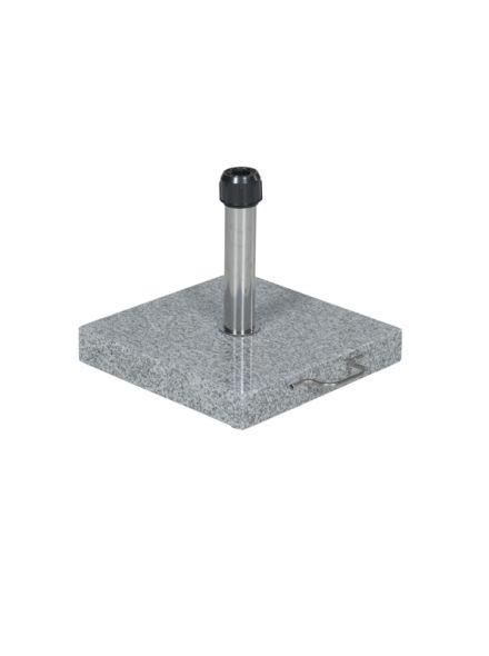 Cosmo granieten voet 40K (nature grey)