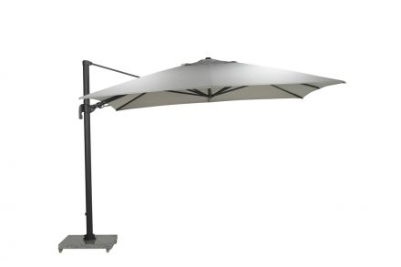 Hawaii Big Pole 350x350 cm (carbon black/ zand)