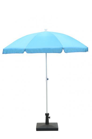 Zandvoort Beach parasol Ø200 (licht blauw)