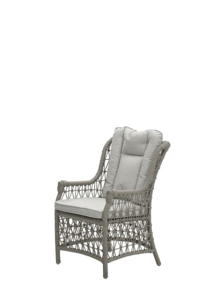 Excellence dining fauteuil (rope taupe Ø8mm/ sand)