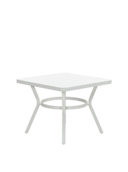 Douglas dining tafel 90x90xH71 cm (white)