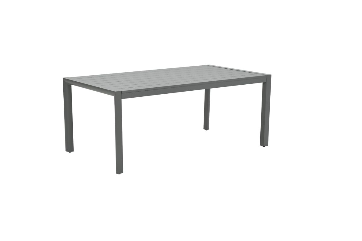 Gosford dining tafel 180x100 cm (arctic grey)