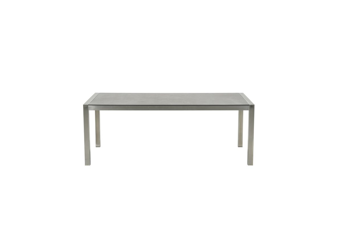 Montreux tafel 220x100 (ceramic glas slate grey)