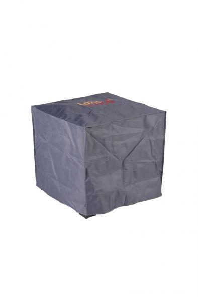 Cozy Living sfeerhaard Faro (carbon black aluminium/80x80)