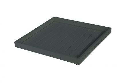 James dienblad 60x60xH5 (carbon black)