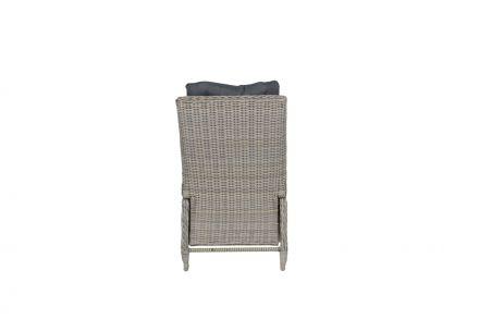 Osborne verstelbare fauteuil (vintage willow HØ6mm/reflex black)