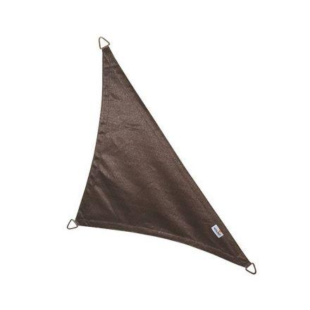Nesling Coolfit schaduwdoek Driehoek 90°,  4 x 4 x 5,70M