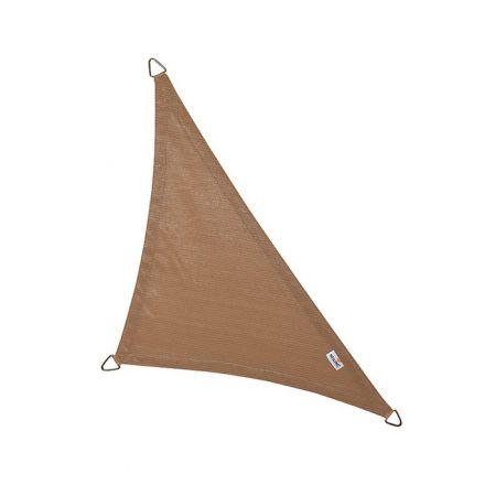 Nesling Coolfit schaduwdoek Driehoek 90°, 5 x 5 x 7.10M
