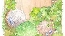 De tuintekening