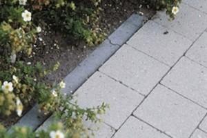 Opsluiten van paden en terrassen