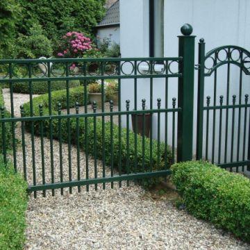 Hekwerk en poorten