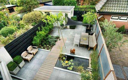 Onderhoudsvriendelijke Tuin Aanleggen : De onderhoudsvriendelijke tuin de tuinen van appeltern