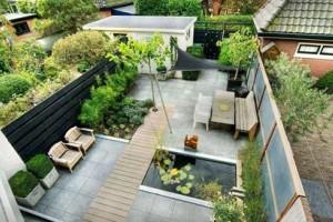 De onderhoudsvriendelijke tuin tuinadvies van de tuinen for Prijzen tuinonderhoud