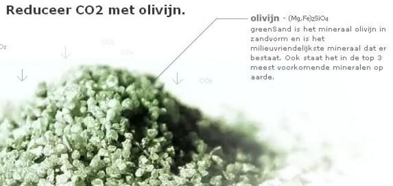 Olivijn 3-6 mm - 1000 kg