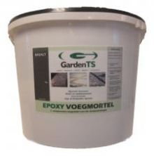 2-componenten Epoxy voegmortel steengrijs - 25 kg emmer