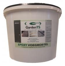 2-componenten Epoxy voegmortel basalt - 25 kg emmer