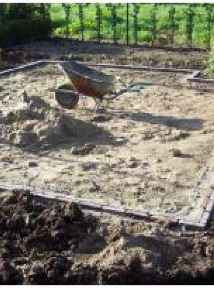 Snelbeton (kant en klare beton) - 25 kg