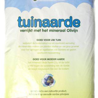 Olivijn tuinaarde 25 liter (CO2 reducerende tuinaarde)