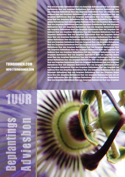 Beplantingsadviesbon 1 uur - 1 stuks