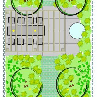Tuinontwerp op maat | Pergola Tuin