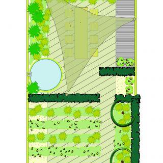 Tuinontwerp op maat | Golfbeweging