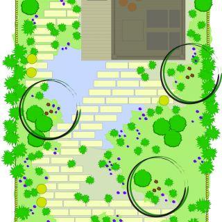 Tuinontwerp op maat | Verscholen Tuin
