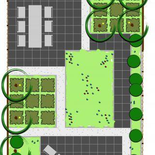 Tuinontwerp op maat | Vakken Tuin