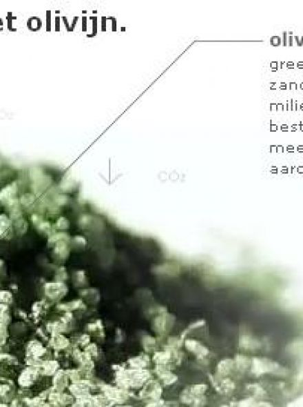 Olivijn 40-60 mm - 1600 kg (Co2 reducerend split)