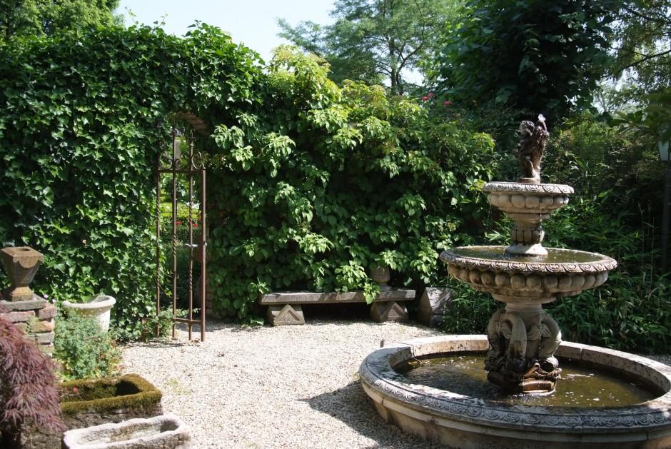 fontein tuin de tuinen van appeltern
