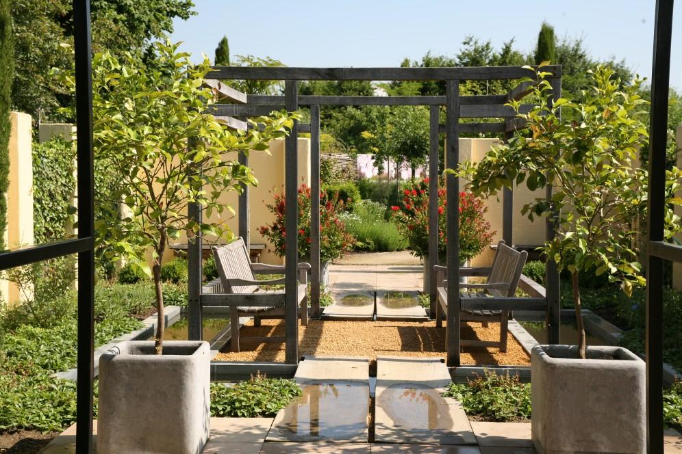 Italiaanse tuin de tuinen van appeltern