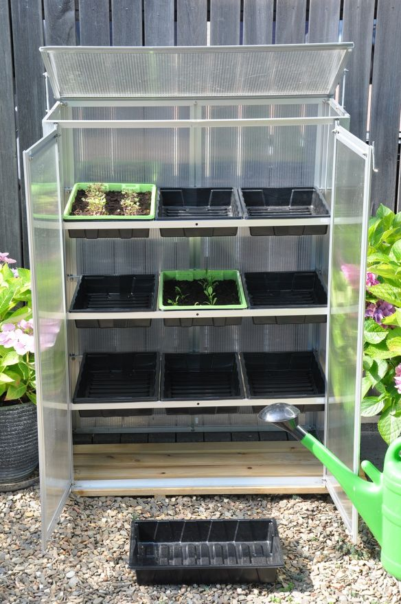Patiokas GROW STATION