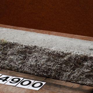 Granibiels 15x15x60cm granietgrijs - 48 stuks