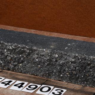 Granibiels 15x15x60cm zwart - 48 stuks