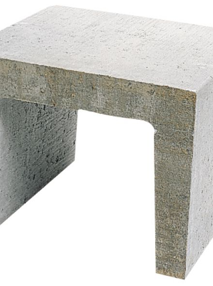 U-element 40x40x50cm grijs - 18 stuks