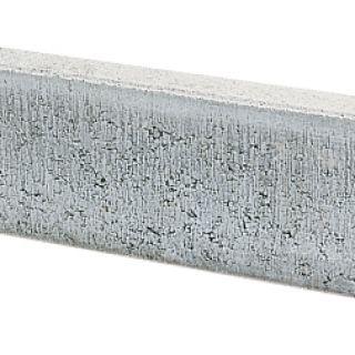 Opsluitband 6x20x100cm vb grijs