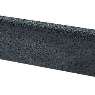 Opsluitband 6x20x100cm vb zwart