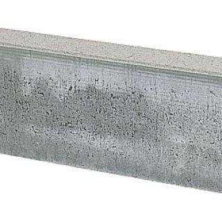 Opsluitband 6x30x100cm vb grijs