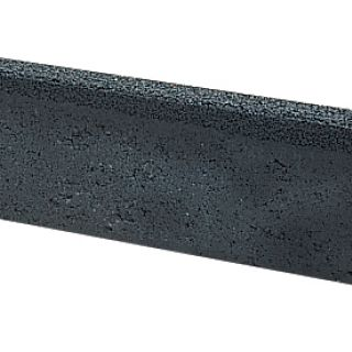 Opsluitband 6x20x100cm vb KOMO zwart