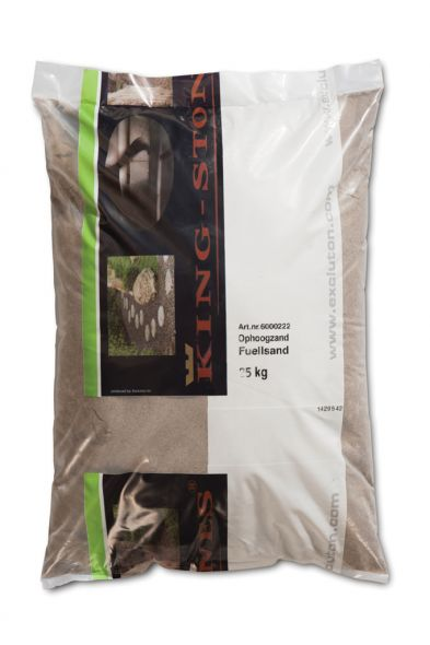 25 KG Ophoogzand - 25 kg zak