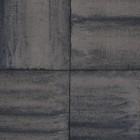 Terras-tegel naturel 60x60x5cm grijs/zwart (per stuk)