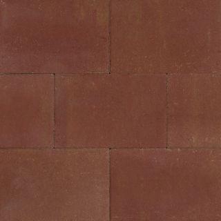 Terras-steen 20x30x4cm zalm geel (1,2 m2)