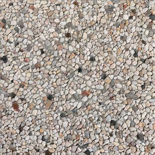 Tegel 60x60x4cm uitgewassen berggrind (Grindtegel 60x60 cm) - per stuk