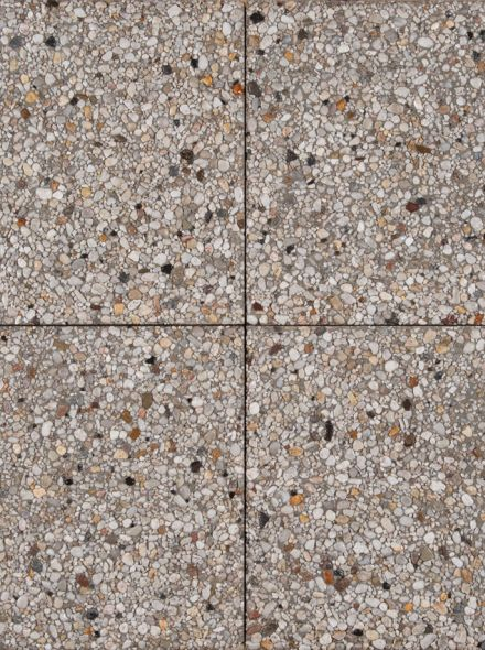 Grindtegel 40x60x4,7cm uitgewassen berggrind (Grindtegel 40x60 cm) - per stuk