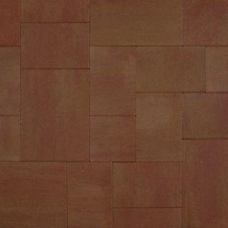 Terras-verband 4cm naturel zalm geel - 16,8 m2