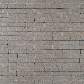 Waalformaat 20x5x6cm strak grijs - 10,08 m2