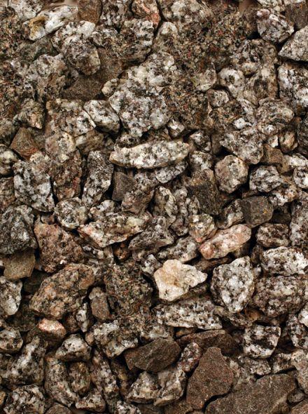 BIGBAG Graniet split rose/rood 8-16mm - 1500 kg