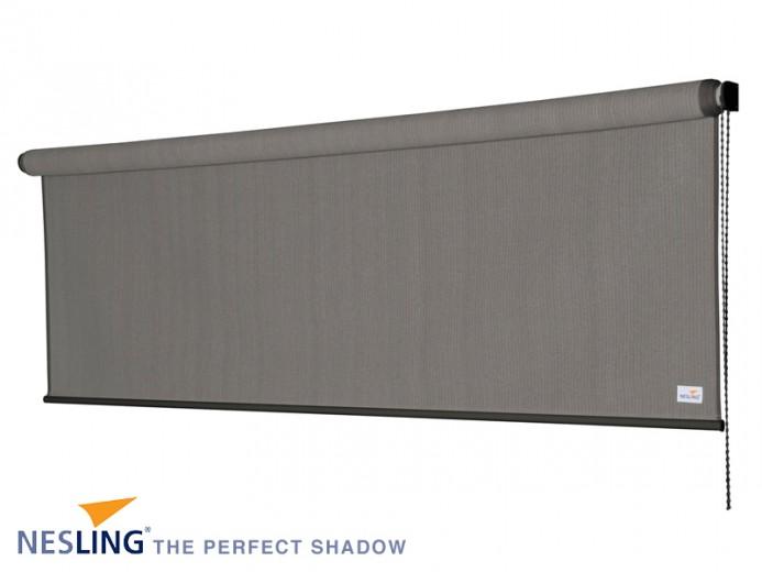 Rolgordijn breed 0,98 x 2,4 meter Antraciet (Nesling)