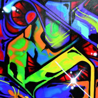 GRAFFITI  300 x 200 cm