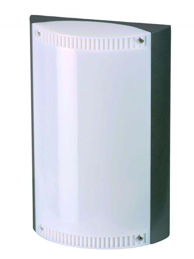 SENSOR antraciet (440SEN, Buitenlamp met bewegingsmelder)